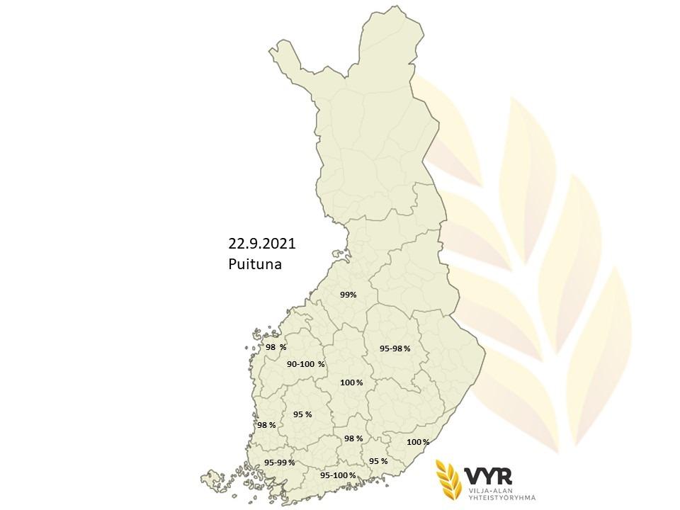 Kartta puituna 22 9 2021