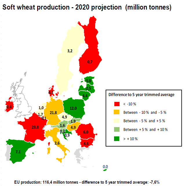 2020 soft wheat